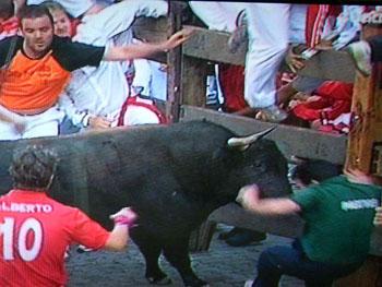 Boskapsskötaren hade en sagolik tur.
