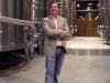 Sr. Lorenzo Ginés Fernándes berättar om gårdens vinproduktion med stor inlevelse.