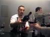 Vinprovning.