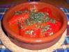 Fyllda röda paprikor – Pimientos rellenos