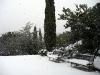 Tre dagar efter det stora snöfallet så börjar det igen!