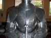 Del av en rustning i mänsklig storlek inköpt i Toledo.