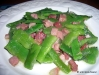 Haricots verts med skinka – Judias verdes con jamón