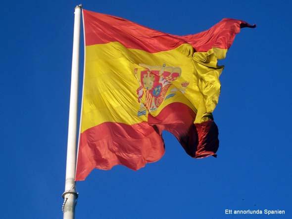 Den spanska flaggan