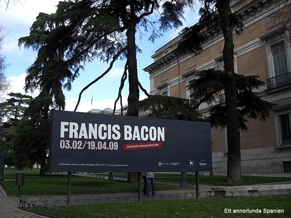 Utanför Pradomuseet, Madrid